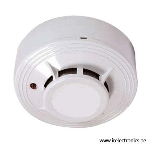 Resultado de imagen para detector de humo